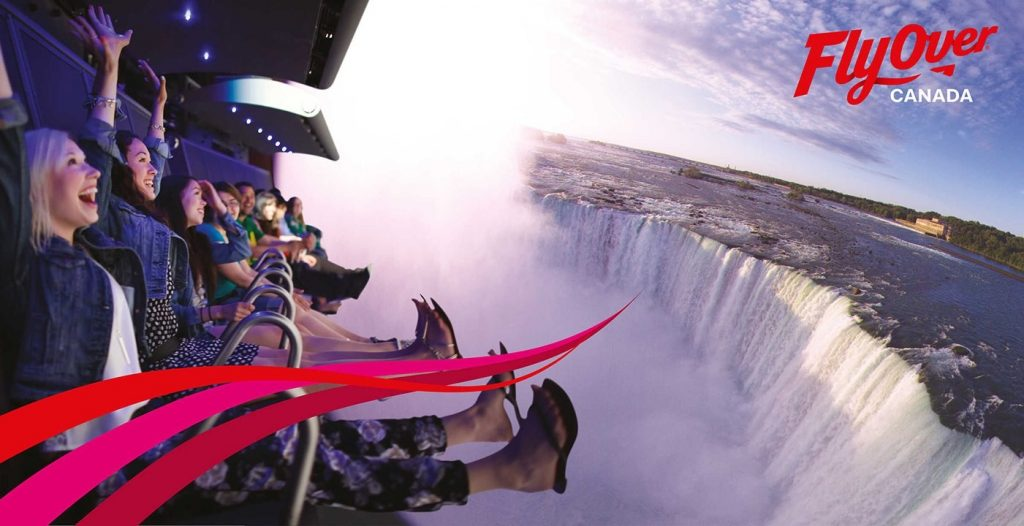 FlyOver Canada, Marketing, Pinmo, Vancouver, Case Study